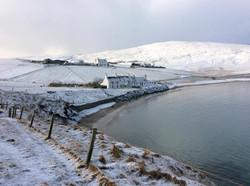 Winter in Reawick