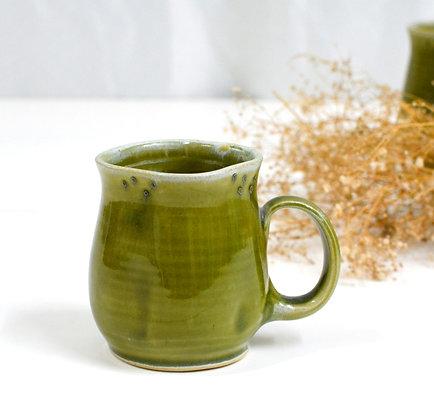 Fleur - Moss tea cup