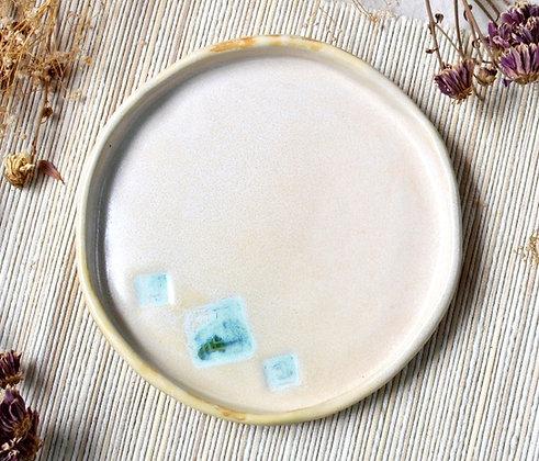 Cielo snack plate