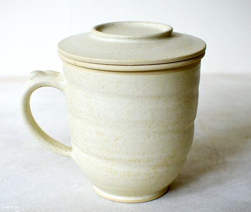 Tea Infuser Mug Set (Kremsi)