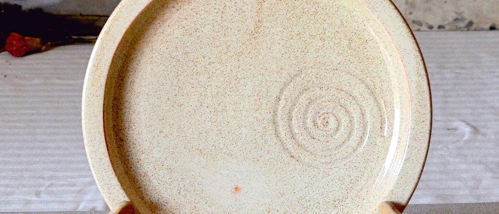 Moho Side Plate