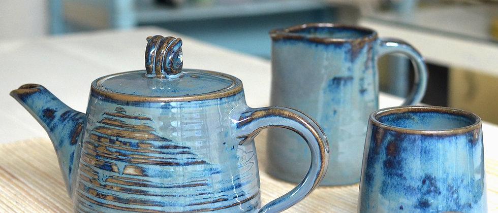 Mavi tea pot set