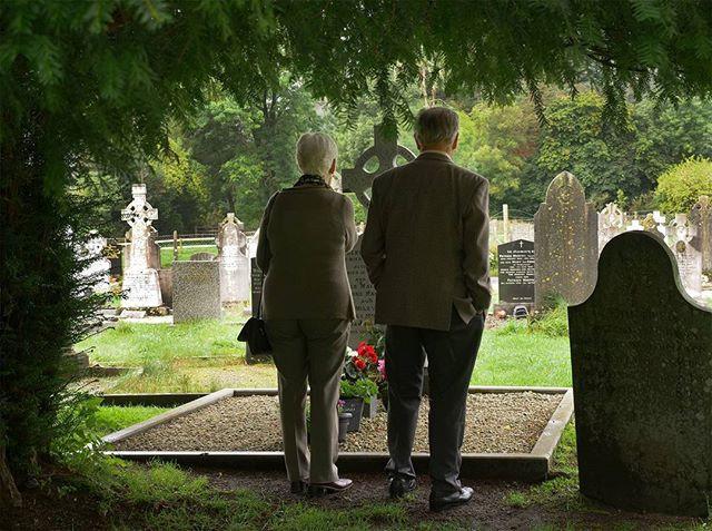Glendalough Graveyard, Ireland, 2017__#g