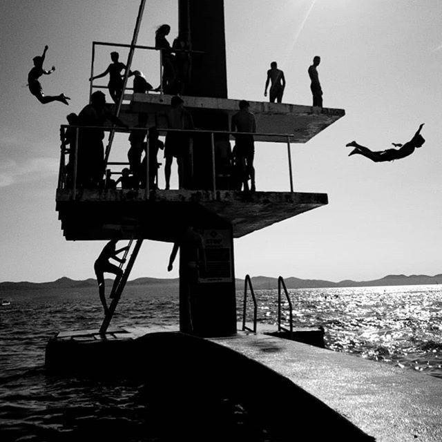 Croatia, 2018__#bnw #travelphotography #