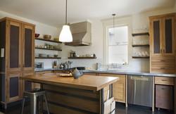 Steel Kitchen Elements