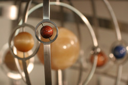 Stainless Steel Orrery Elements