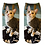 Thumbnail: Sokken met kat print