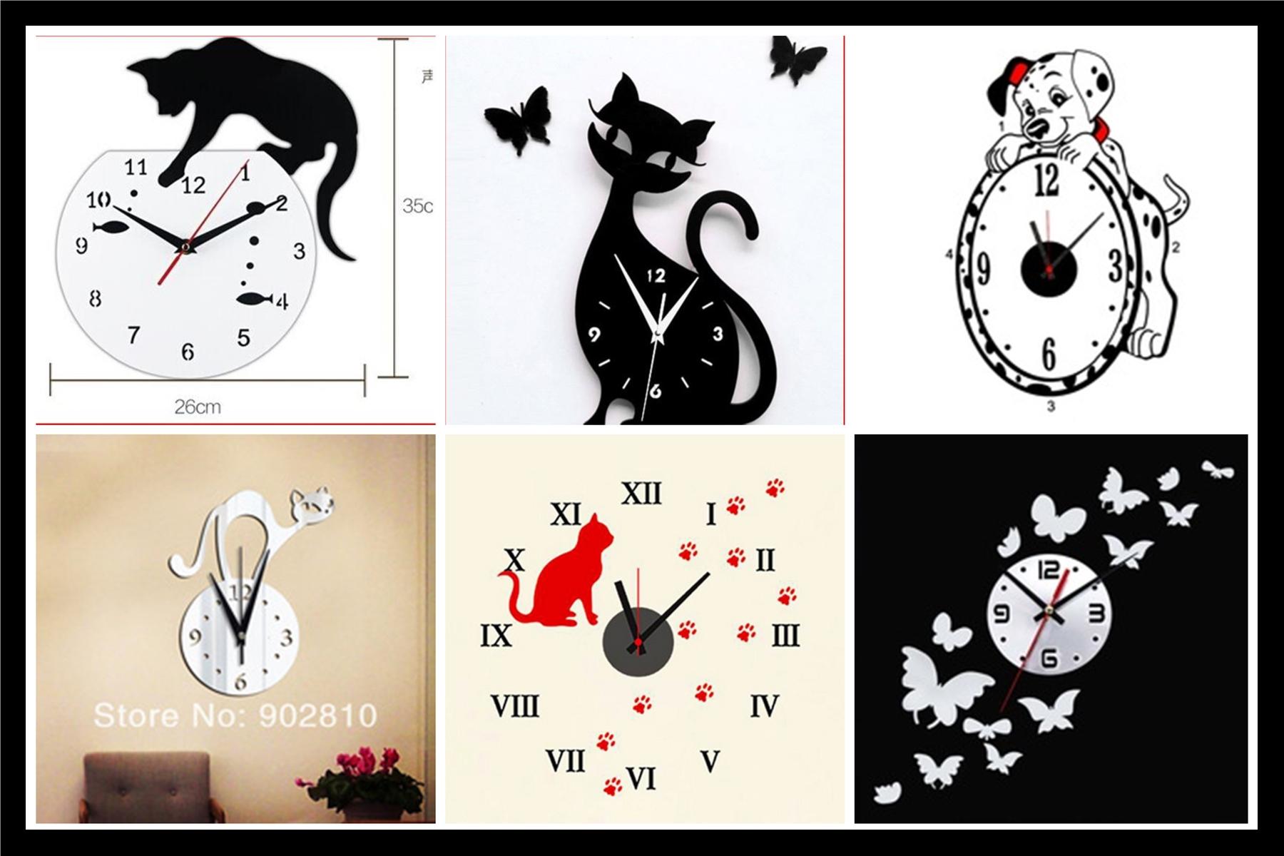 colaj ceasuri de perete - ptr site - cat