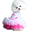 Thumbnail: Honden zomer jurk Sweety Prinses