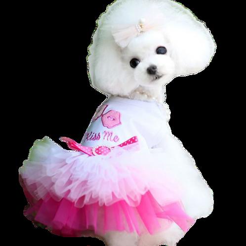 Honden zomer jurk Sweety Prinses