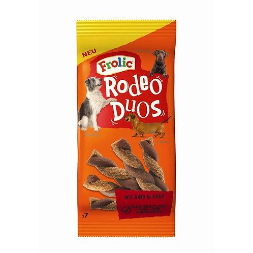 Frolic rodeo duos - rund en kaas