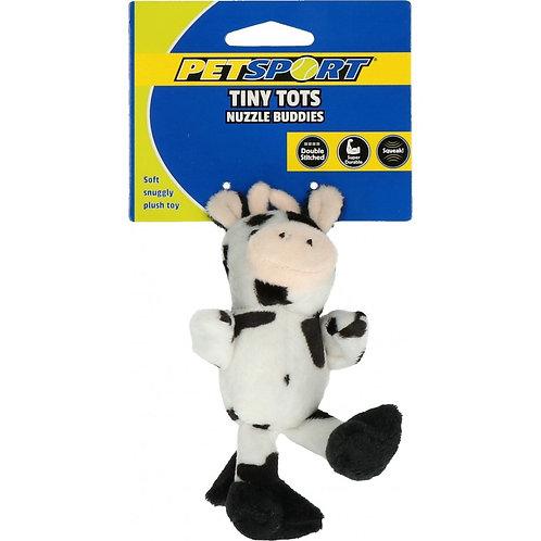 Tiny Tots Cow - katten/honden speelgoed