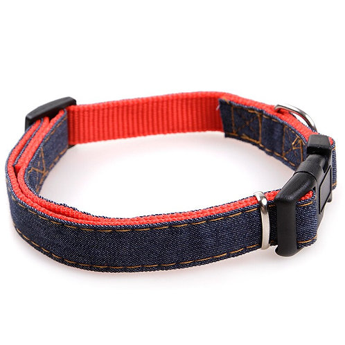 Jeans halsband
