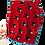 Thumbnail: FleeceFleece deken met Franse Bulldog print deken met Franse Bulldog print