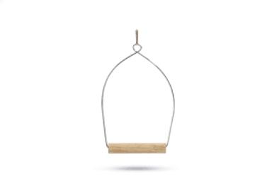 Beeztees schommel kanarie/agapornis/parkiet – Vogelspeelgoed