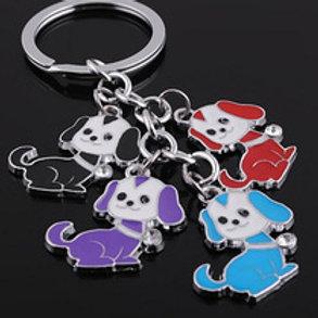 Puppies sleutelhanger