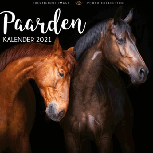 Kalender 2021 - Paarden