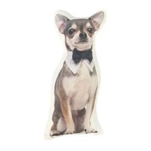 Chihuahua vorm sierkussen