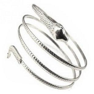 Dunne slang armband