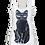 Thumbnail: Black cat tank top