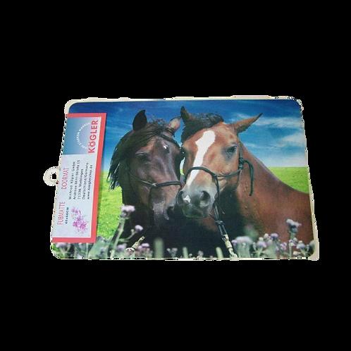 Deurmat Liefde van het paard -  Mario Moreno