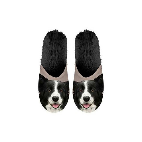 Pantoffel Border Collie