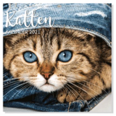 Kalender 2021 -Katten