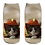 Thumbnail: Sokken met katten print - grappige kat met capuchon