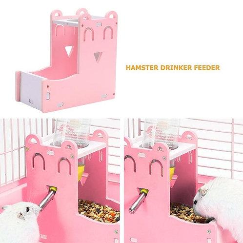 Hamster drink feeder