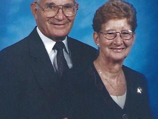 George and Ida Mae Ellis – Going on Flight 9