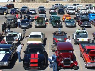Car show raises about $3,200 for Honor Flight