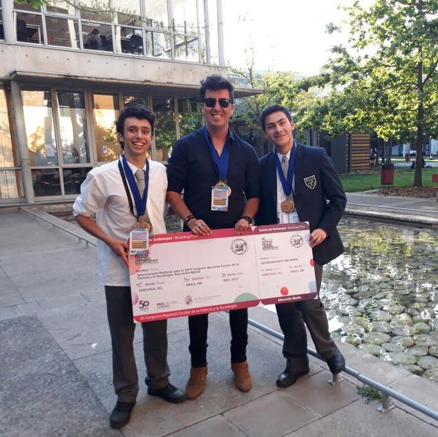 Ganadores Congreso Regional Explora 2.JP