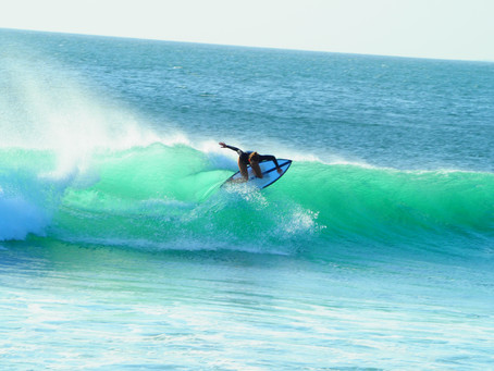 The Learning Curve In Surfing - The Truth In How To Actually Improve Your Surfing Consistently