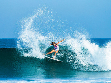 The Key To Good Surfing - How To Generate Speed