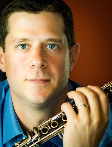 Ben Baron, clarinet