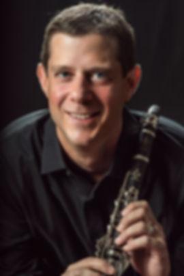 Benjamin Baron, clarinet