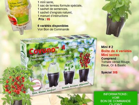 CAMPAGNE DE FINANCEMENT      éco-santé