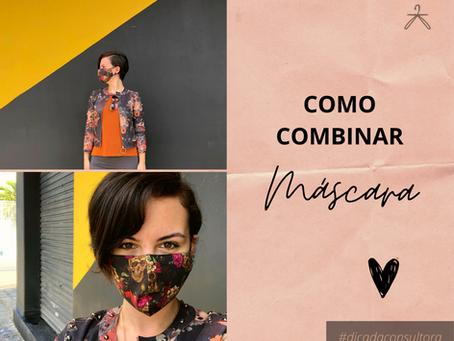 10 ideias para combinar sua máscara