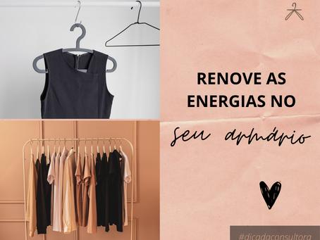 Como otimizar seu guarda-roupa