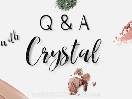 Q & A With Crystal: Starting at the Beginning