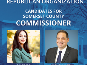 Somerset County Republicans Announce Strong, Diverse Candidates for County Commissioner