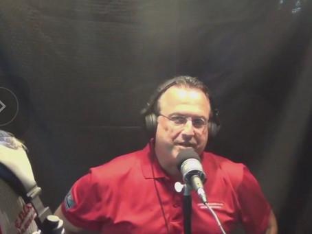 Mark Live on Edison Now Podast