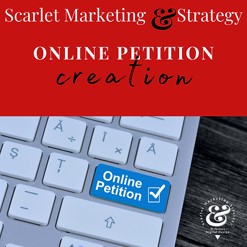 Online Petition