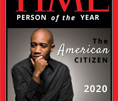 My Pick For the Time Person of the Year, 2020.