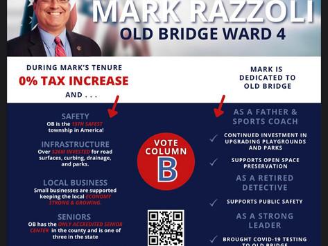 Vote for Mark!