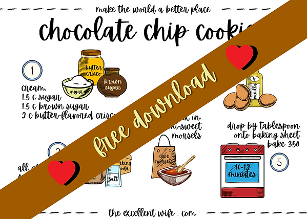 Free download TEW's Chocolate Chip Cooki