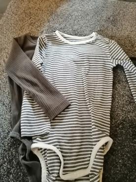 Boys long sleeved Vests 2_3y