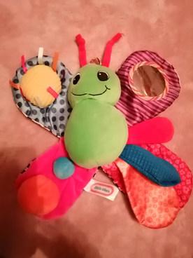 Butterfly sensory toy