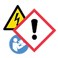 Chemical Safety Labels - Crown Labels
