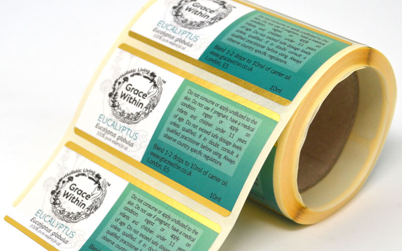 Embellishment Options - Crown Labels